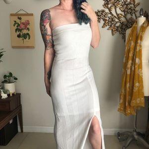 Victoria's Secret Strapless Knit Maxi